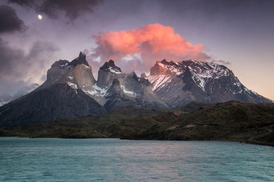 قله های پاتاگونیا