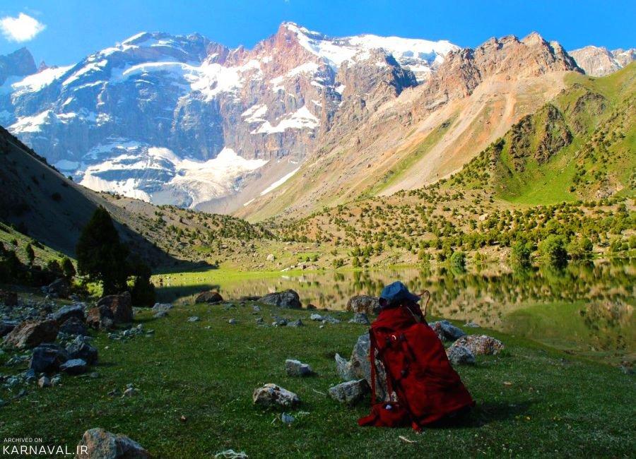 تصاویری از تاجیکستان