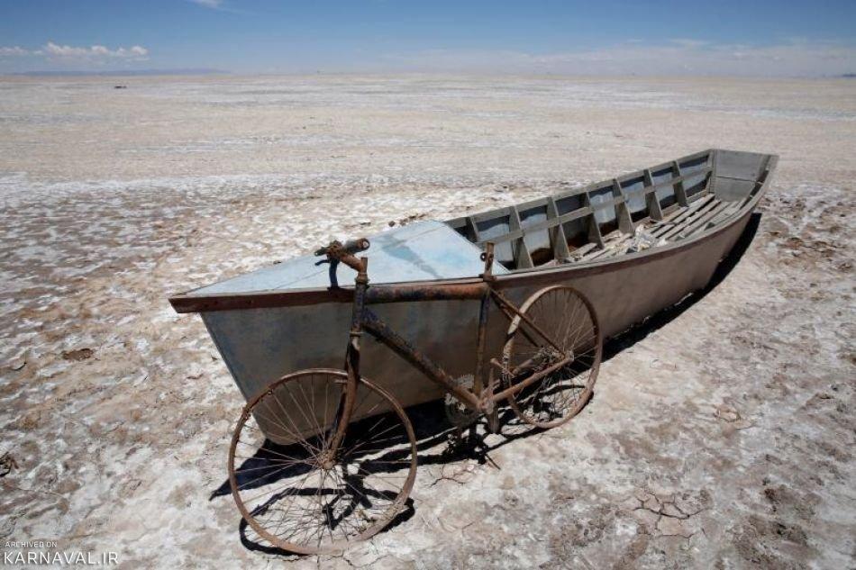 تصاویری از بولیوی در خشکسالی
