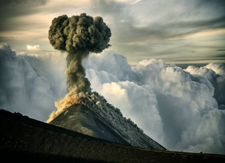 آتشفشان فوئگو