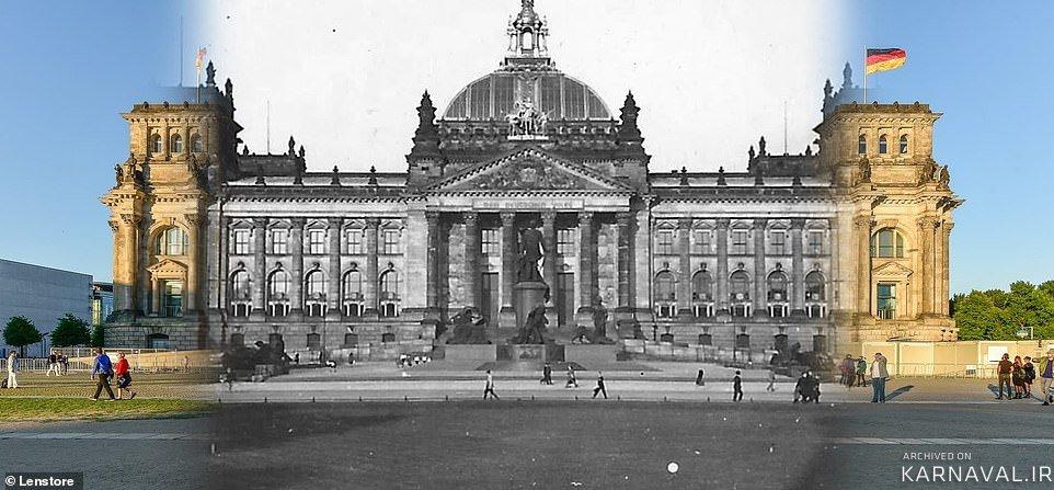 تصاویری از برلین