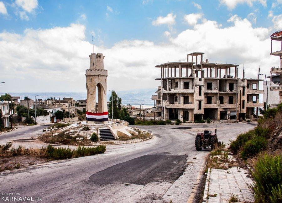 تصاویری متفاوت از سوریه