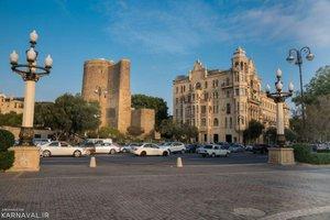 قلعه دختر آذربایجان