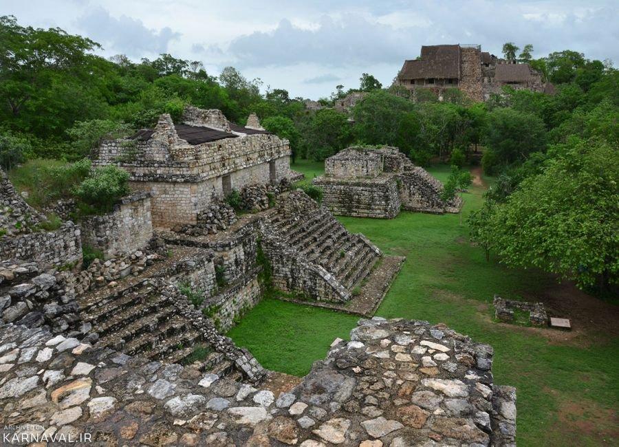 عکس های شبه جزیره یوکاتان در مکزیک