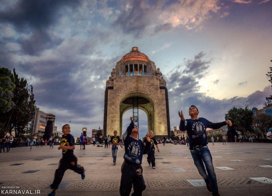 تصاویری از مکزیکو سیتی