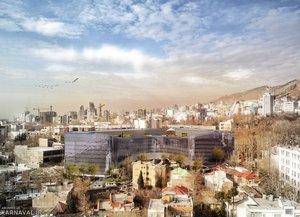 مجتمع ارگ تهران