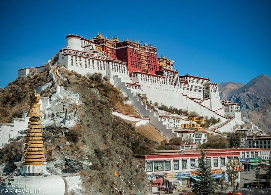 تصاویری از تبت