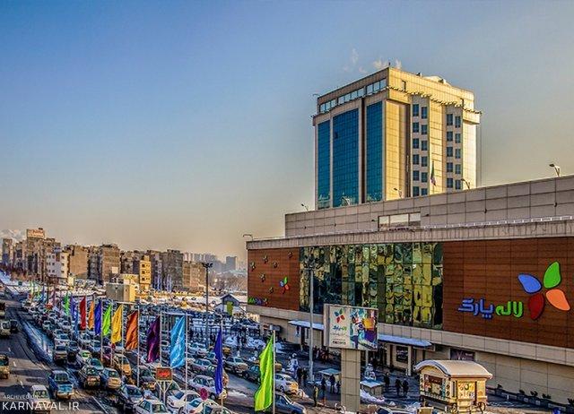 مجتمع لاله پارک تبریز | Photo by : وبسایت مجتمع لاله پارک
