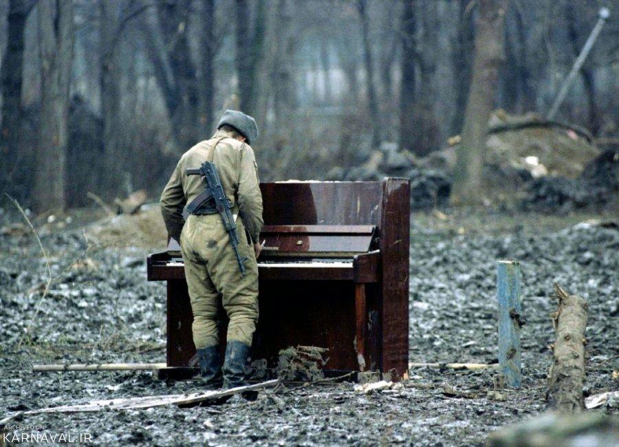 تصاویری از روسیه در دهه 1990