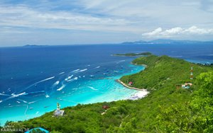 جزیره مرجانی کو لان