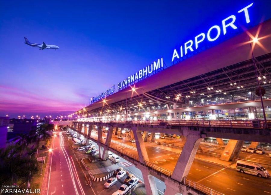 قوانین ورود به تایلند