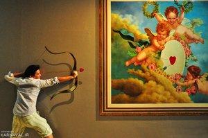 گالری هنر در بهشت
