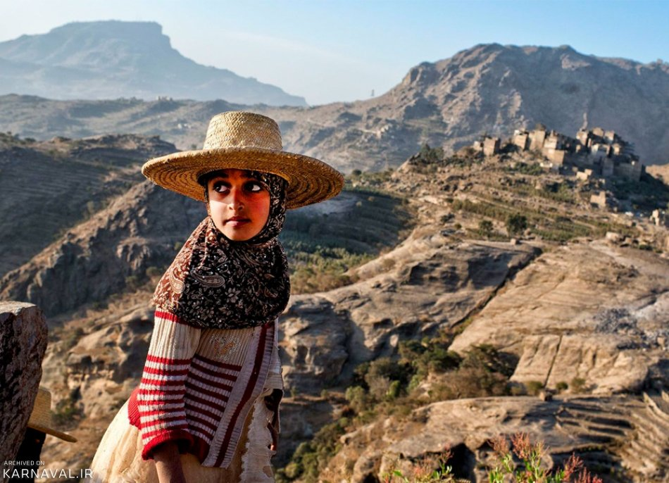 تصاویری از یمن