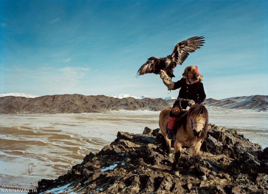 عکس هایی از مغولستان