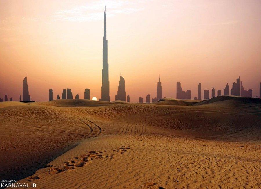عکس هایی از دبی
