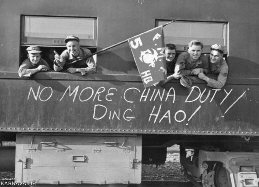 تصاویری از جنگ داخلی چین