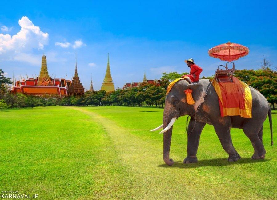 تصاویری از بانکوک