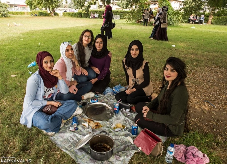 عکس های شهر بغداد