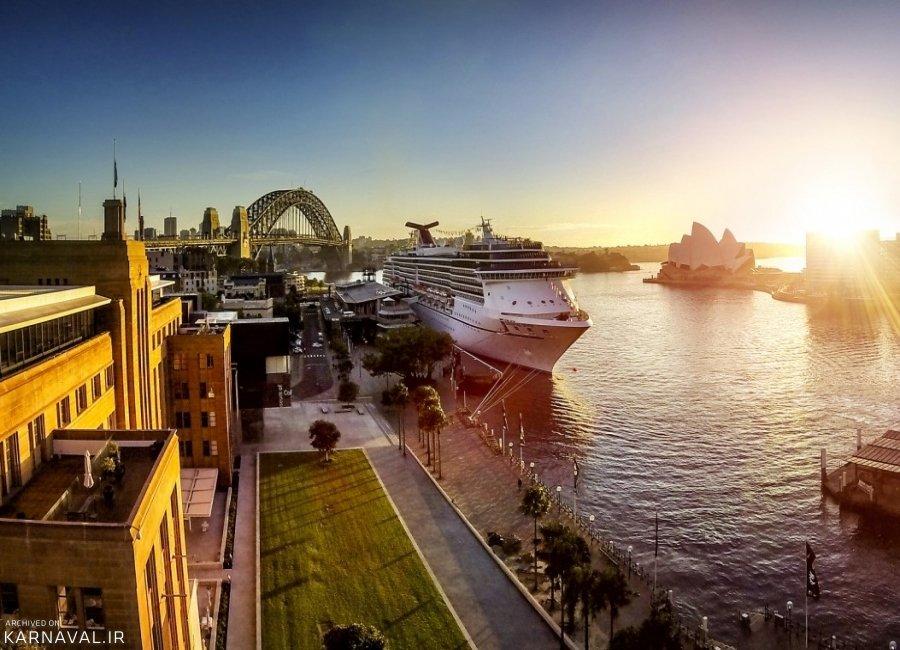 عکس های هوایی استرالیا