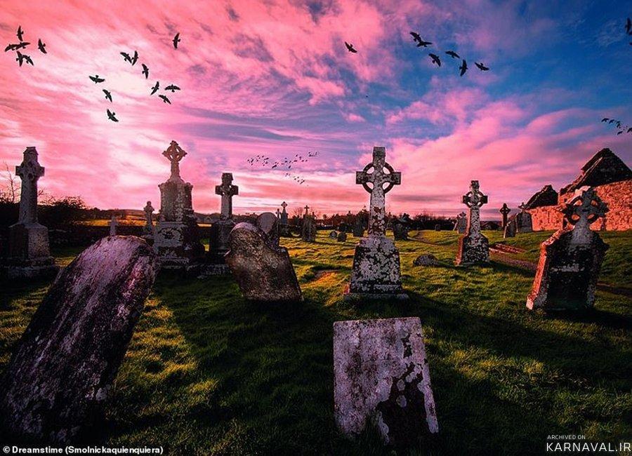 تصاویری از ایرلند