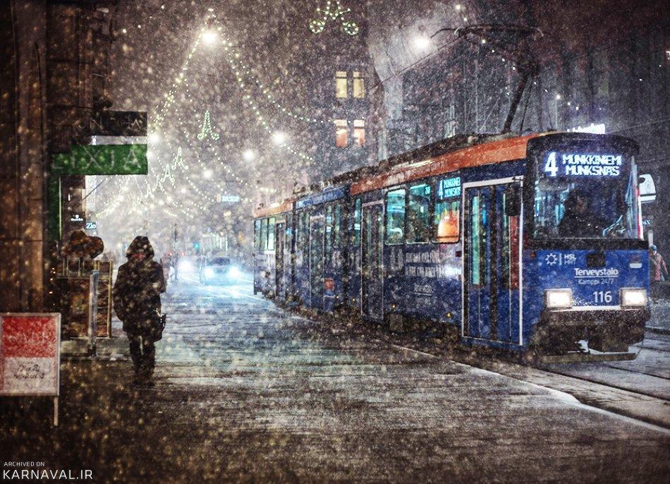 تصاویری از فنلاند