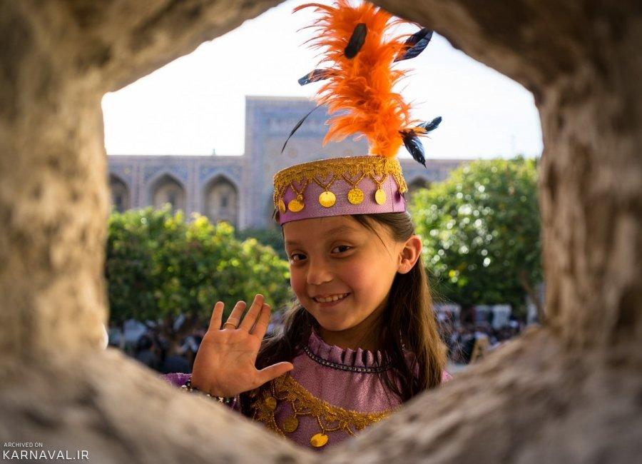 تصاویری از ازبکستان