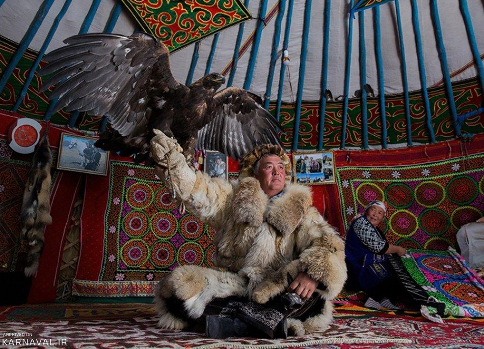 تصاویری از زیبایی های مغولستان