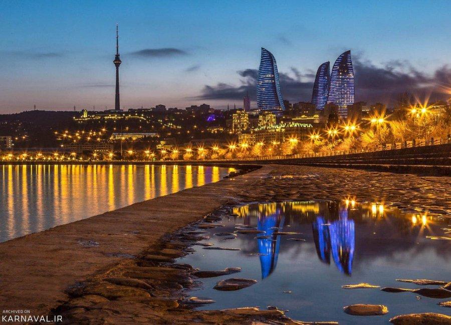 عکس های باکو