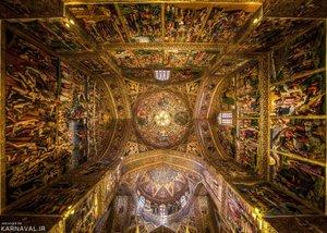 نقاشی کلیسای وانک