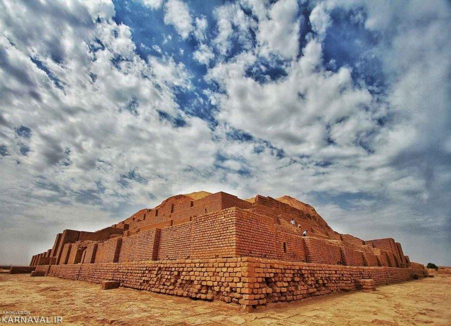 تعطیلی محوطه های باستانی خوزستان تا اعلام وضعیت سفید