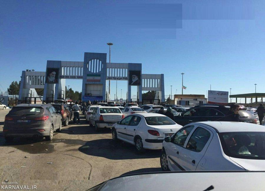 کاهش 65 درصدی سفر زمینی ایرانیان به کشور آذربایجان