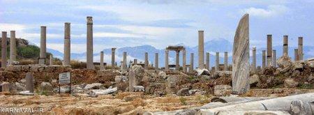 شهر باستانی پرگ