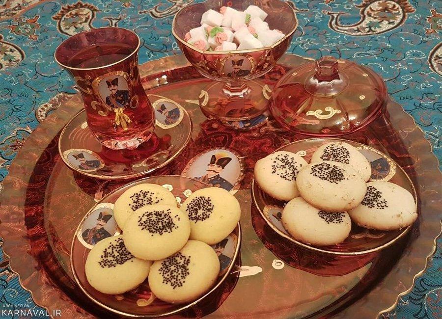 سوغات و صنایع دستی کرمانشاه