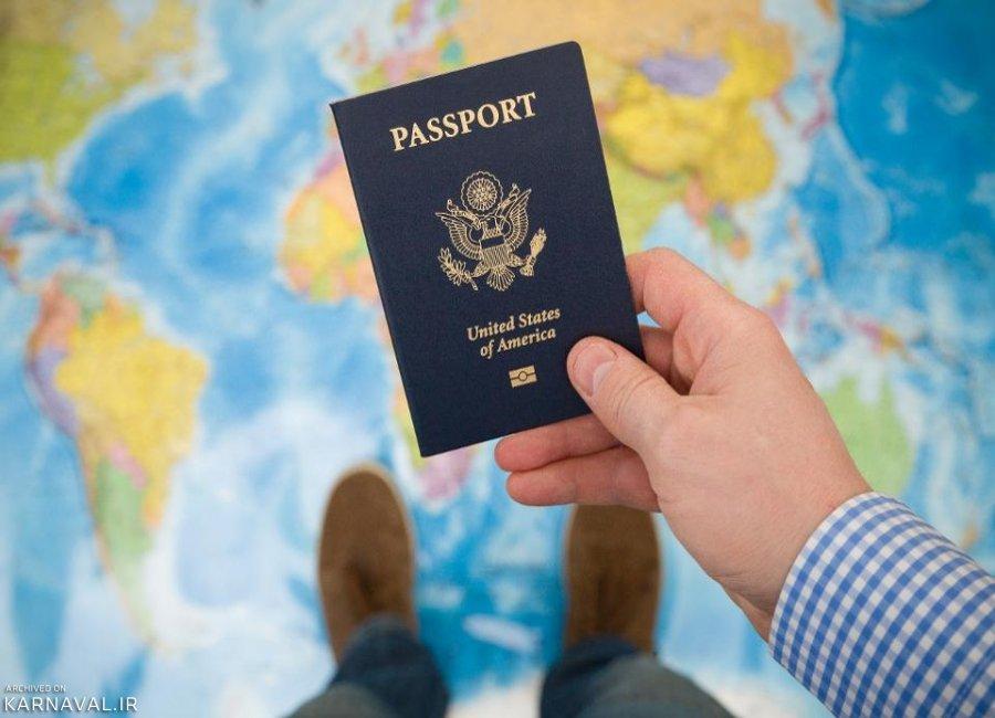 پاسپورت دوم و تابعیت آمریکا و کانادا