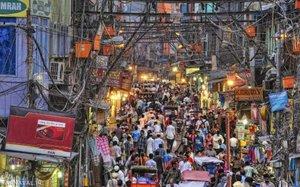 بازار محلی چاندانی چوک