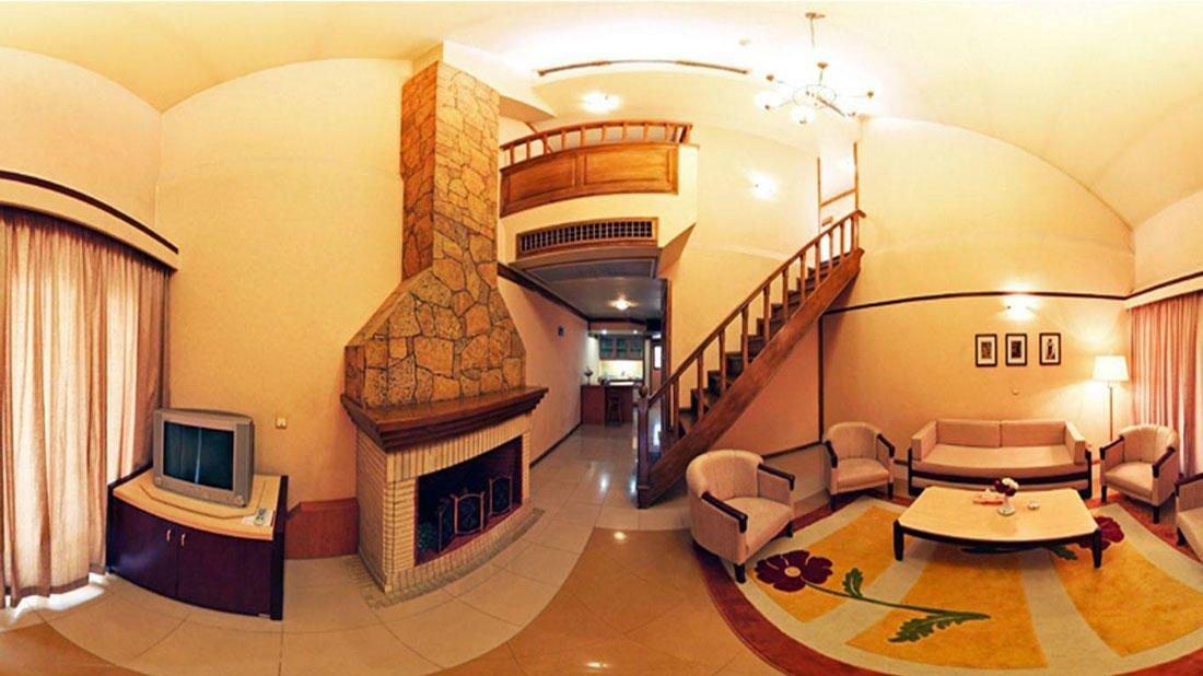 هتل پارسیان توریست توس مشهد فضای داخلی سوئیت ها 1