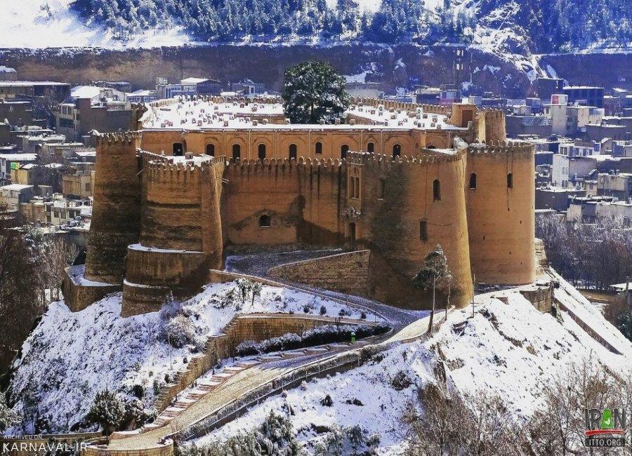 معرفی شهر خرم آباد