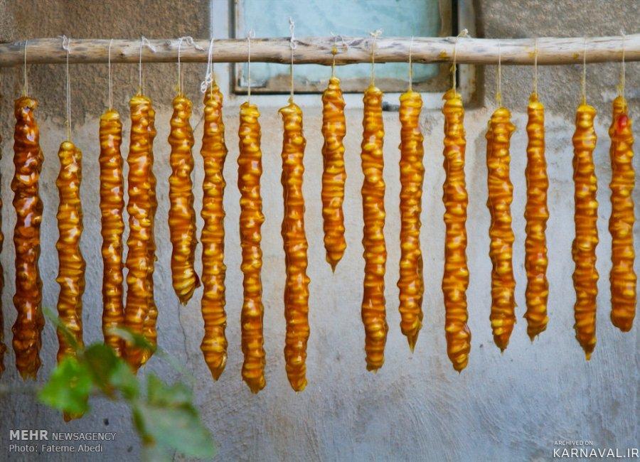 سوغات و صنایع دستی همدان