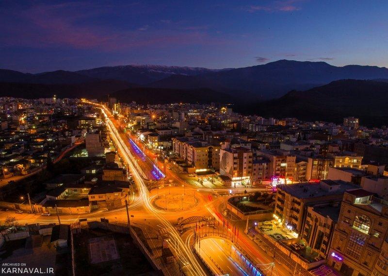 معرفی شهر گرگان
