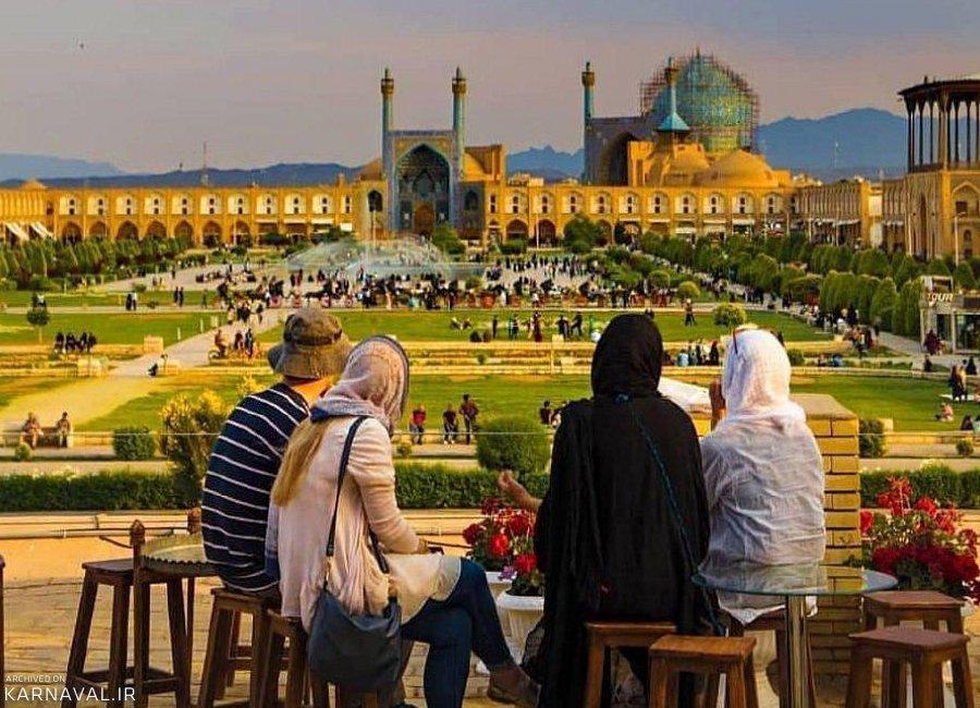 معرفی شهر اصفهان