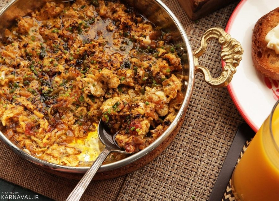 غذاهای محلی سیستان و بلوچستان