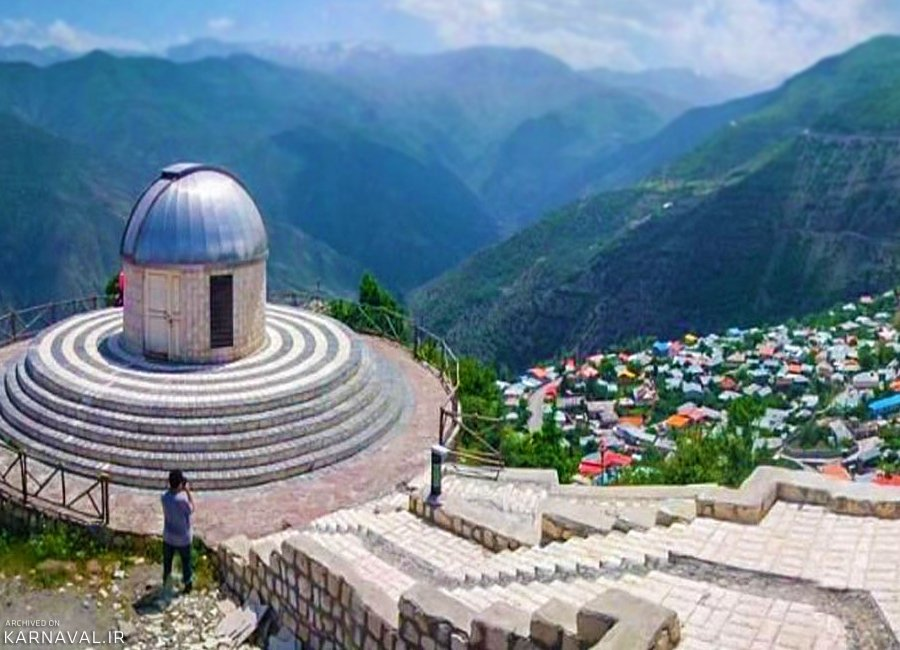 معرفی شهر آلاشت