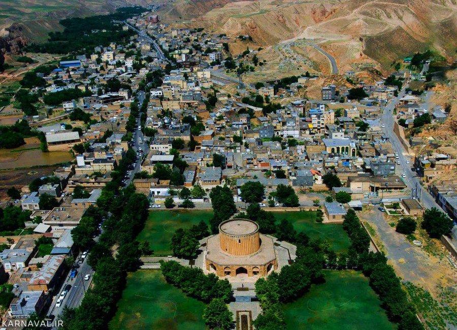معرفی شهر کلات نادری