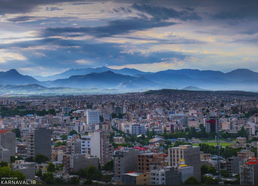 معرفی شهر ارومیه