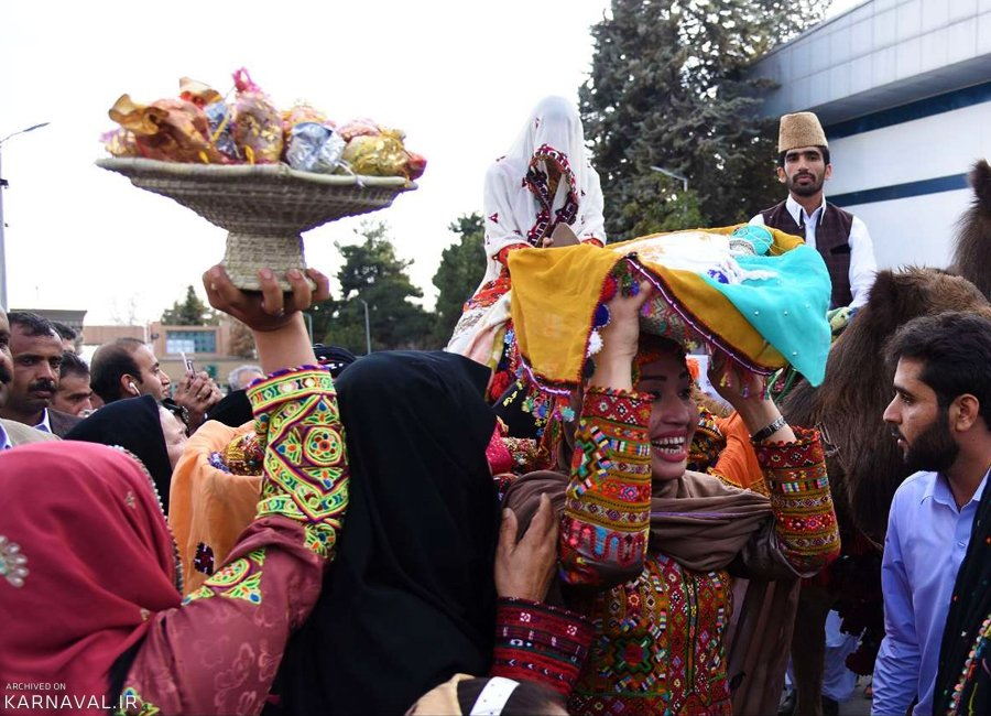 آداب و رسوم ازدواج مردم بلوچ