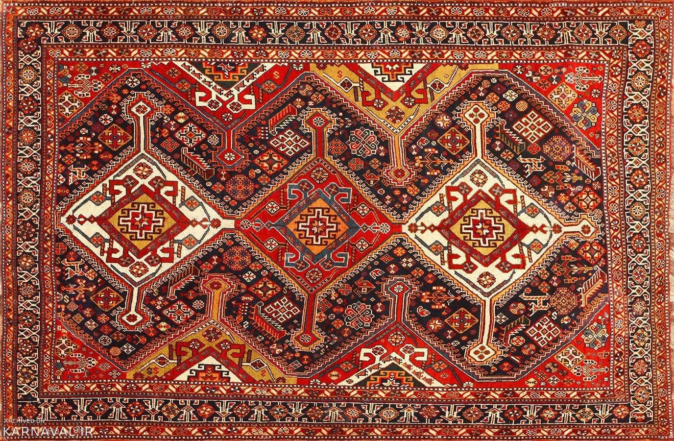 قالی فارس