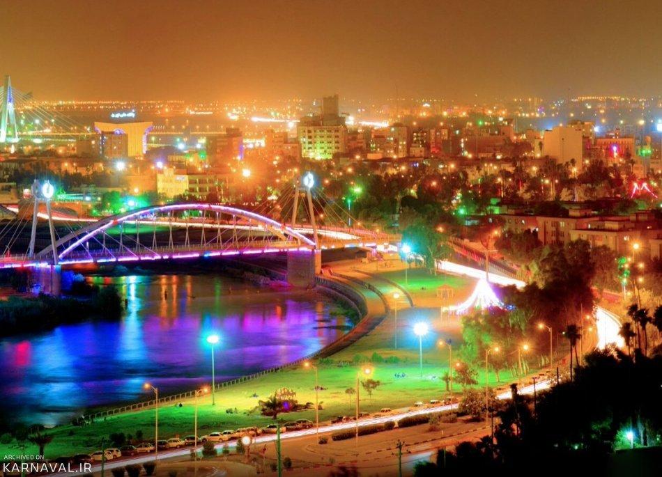 معرفی شهر اهواز