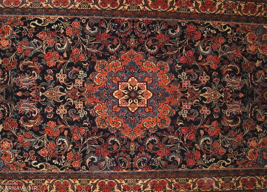 قالی کاشان
