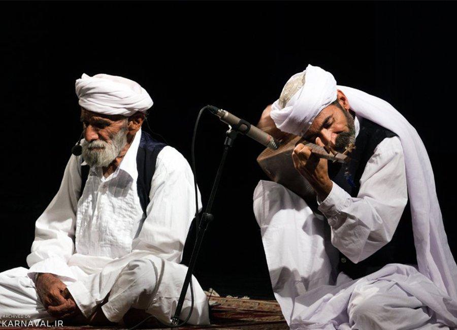 موسیقی بخشی های خراسان